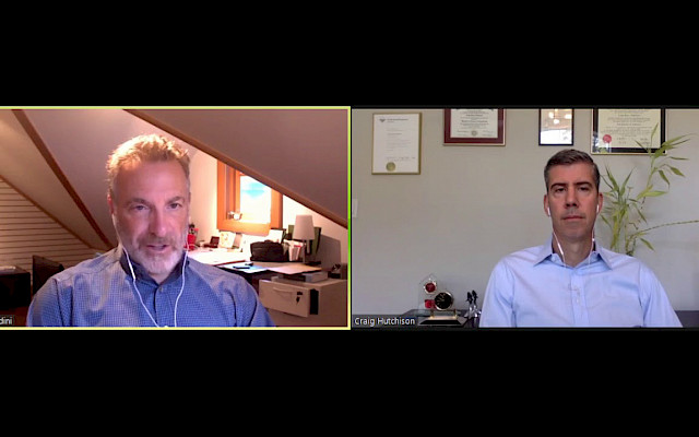 Tony Giardini Interview with TD analyst at the Gold Forum Americas - September 2020