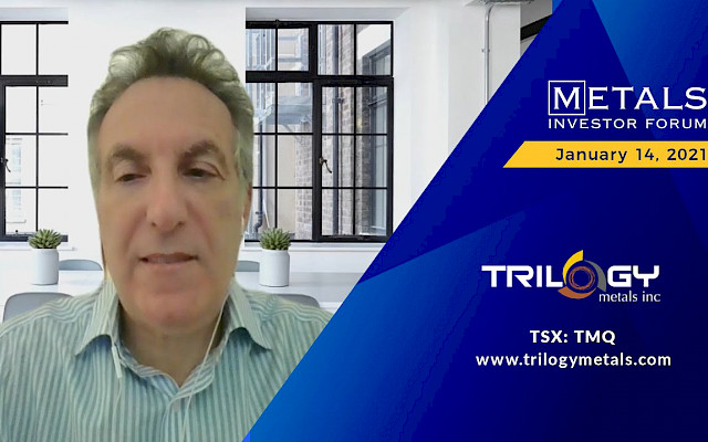 Trilogy Metals presentation at Metals Investor Forum, January 2021